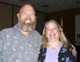 Stephanie and John